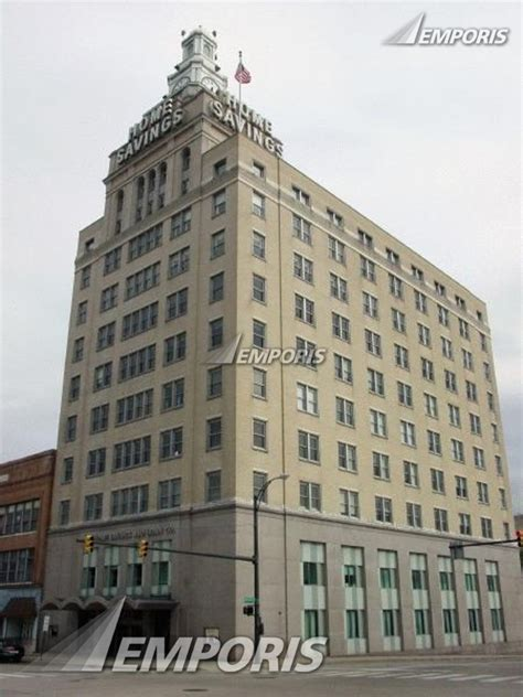 home savings and loan building youngstown 128144 emporis