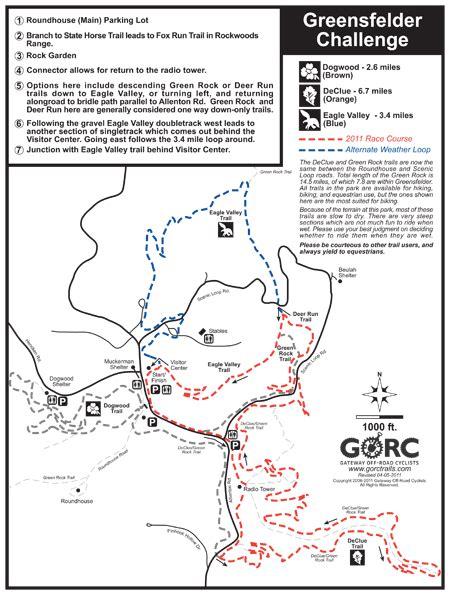 challenge loop greensfelder county park the challenge loop