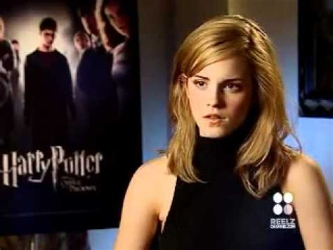 emma watson questions emma watson answers questions funny hermione granger