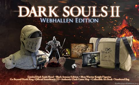 Souls 1 2 Limited Edtion Artbook collectorsedition org 187 souls ii webhallen edition ps3 2