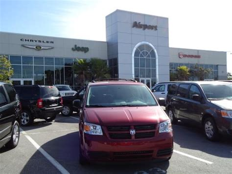 Airport Dodge Chrysler Jeep Orlando by Airport Chrysler Dodge Jeep Car Dealership In Orlando Fl