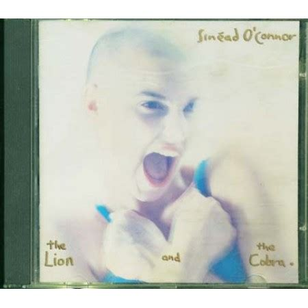 Cd Sinead Oconnor The And The Cobra sinead o connor the and the cobra cd