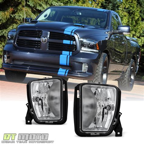 2013 dodge ram lights 2013 2014 2015 2016 2017 dodge ram 1500 fog lights ls w