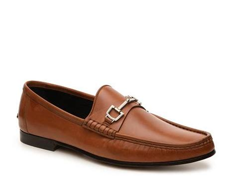 Loafer Shoes Gucci W5943 Sale sale gucci leather horsebit loafer dsw