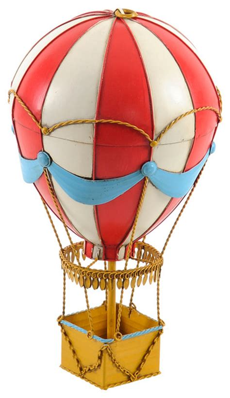air balloon home decor modern handicrafts inc vintage air balloon