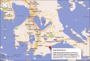 map of resort in laiya batangas the wanderer resort in laiya batangas