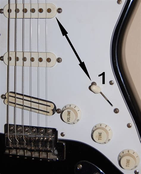 Bass Knobs What Do They Do by How To Adjust Guitar Knobs Audiofanzine