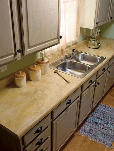 How To Refurbish Countertops how to repair and refinish laminate countertops diy