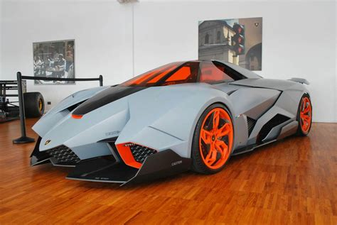 New Lamborghini Egoista Egoista Is Italian For Selfish A Encounter With A