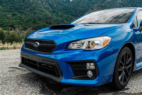 2018 subaru wrx engine 2018 subaru wrx test review motor trend