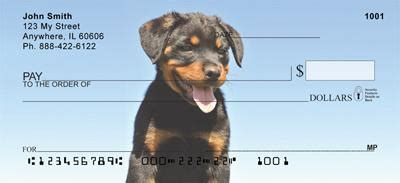 rottweiler personal checks rottweiler puppies checks rottweiler puppies personal checks