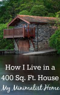 how i live in a 400 sq ft house my minimalist home