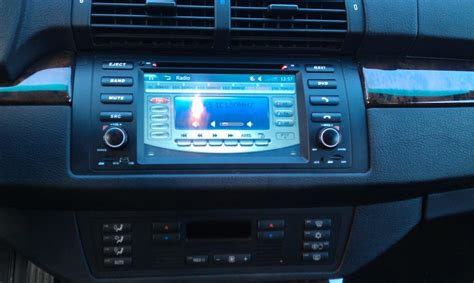 Bmw Stereo by Bmw X5 Aftermarket Dvd Player Xoutpost