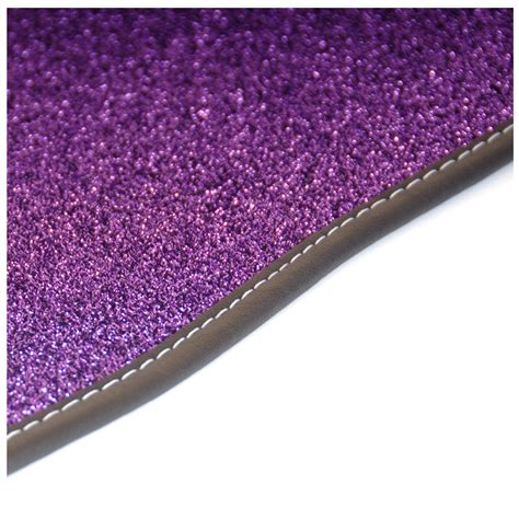 purple glitter car honda civic 3 5dr 2006 onwards purple glitter tailored