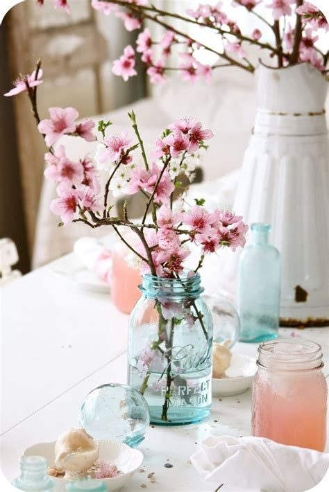 cherry blossom table decorations 25 best ideas about cherry blossom centerpiece on