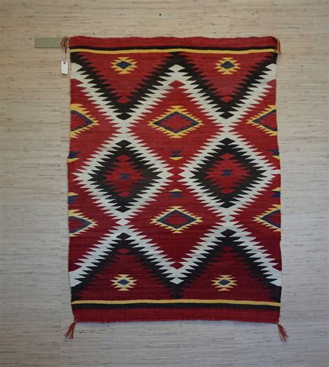 Rugs Or Blankets by Navajo Transitional Eye Dazzler Blanket 902 S