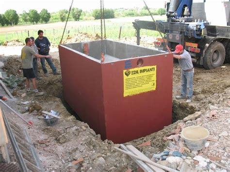 vasche imhoff in cemento modelli vasche imhoff materiali in edilizia vasche imhoff
