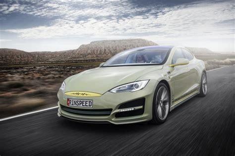 Tesla Model S Autonomy Autonomous Tesla Model S By Rinspeed Geneva Preview
