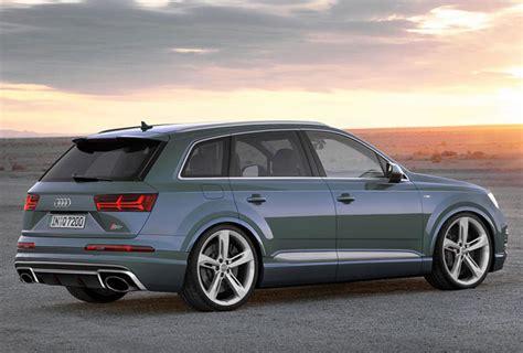 Audi Rs Q7 by начались работы над созданием заряженного Audi Rs Q7