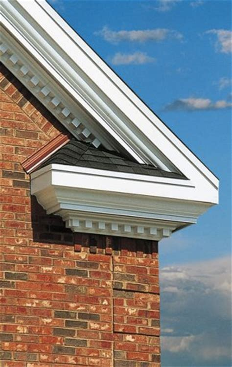 Exterior Cornice Boards Architectural Urethane Polyurethane Mouldings