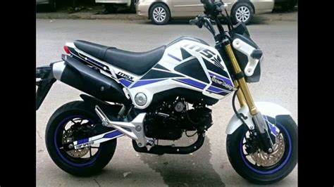 Sticker Honda Msx by Honda Msx New 2015 For Wrap Sticker Ks