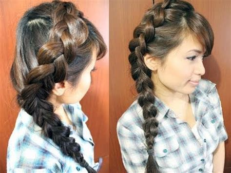 hairstyles ideas for long hair braids hairstyle with braid for mexican style hairstyle ideas