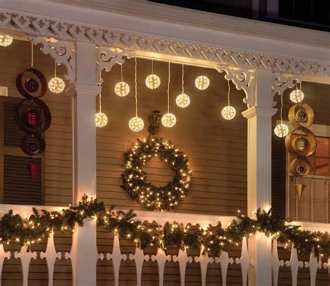 cool christmas light ideas 26 super cool outdoor d 233 cor ideas with christmas lights