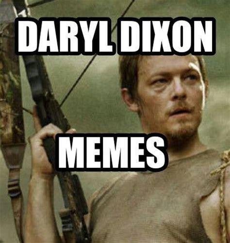 Daryl Dixon Meme - 629 best images about daryl dixon funny memes on pinterest