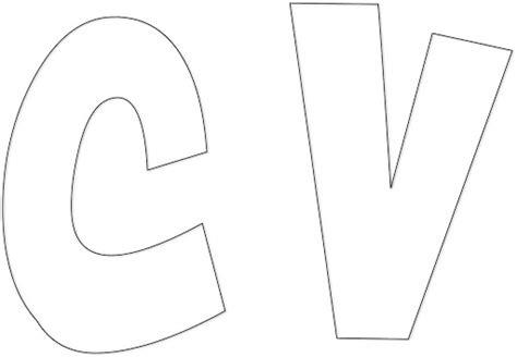 plantillas de letras grandes para imprimir imagui lzk gallery moldes de abecedario grandes para imprimir imagui