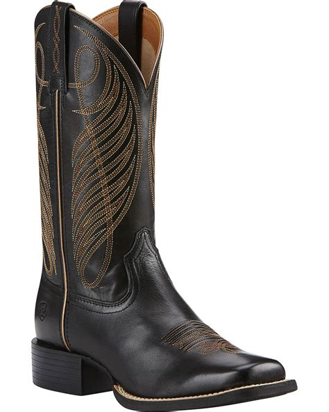 ariat square toe boots womens ariat s up boots square toe