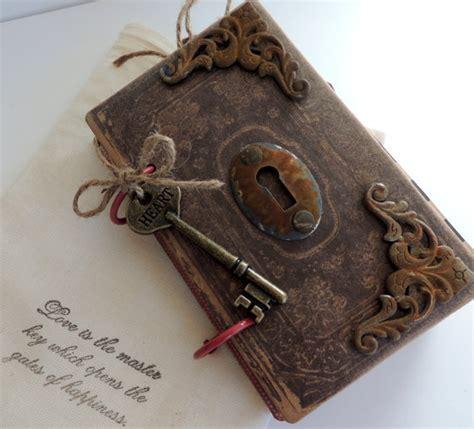 valentine journal men s valentine gift by insidethebeehive