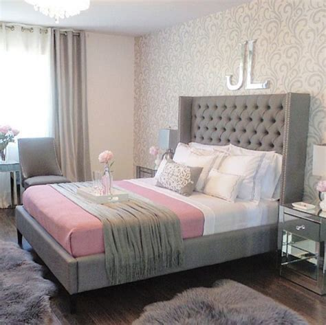 pink and gray bedroom best 25 pink grey bedrooms ideas on pinterest pink and