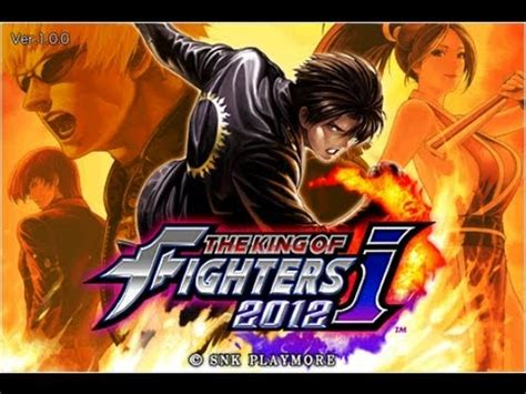 kof 13 apk the king of fighters series debuts on ios devices worldnews