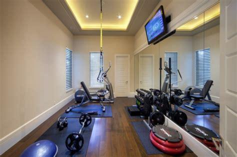 fitnessraum einrichten tipps und ideen f 252 r ein fitness - Fitnessraum Zu Hause