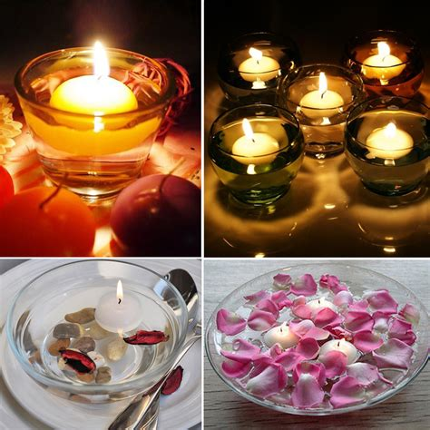 Floating Candles popular floating candle centerpiece buy cheap floating