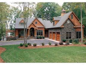 Home Plans Craftsman Style Craftsman House Plans Lake Homes View Plans Lake House