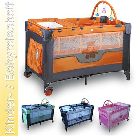 Kinderreisebett Reisebett Klappbar Wickelauflage Matratze