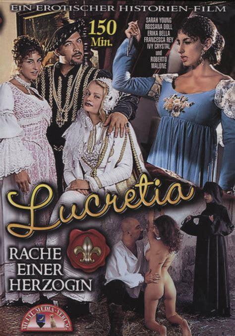 porcone volanti lucretia rache einer herzogin dvd kaufen auf jeedoo