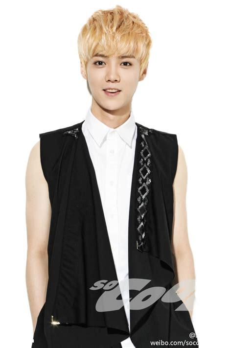 Model Rambut Xiumin by Exo Luhan Wallpaper 2013