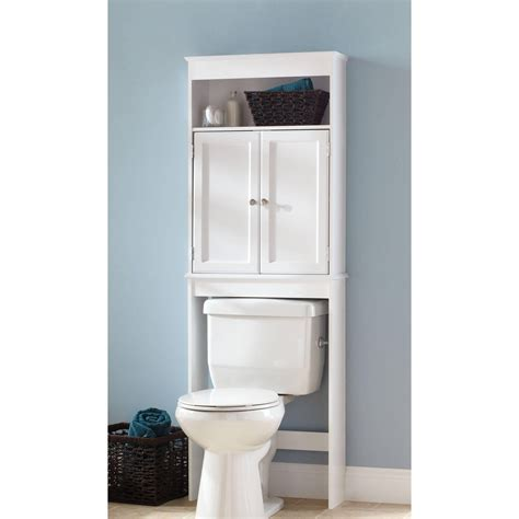 walmart bathroom organizer over the toilet storage walmart
