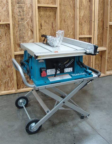 makita saw bench makita 2705x1 review a contractor table saw