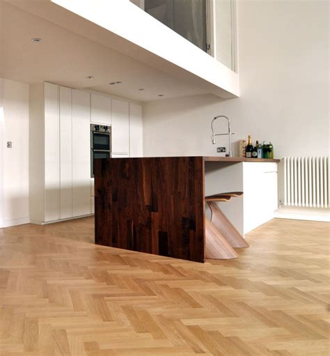 Hardwood Floor Apartment 16 Inspirational Exles Of Herringbone Floors Contemporist