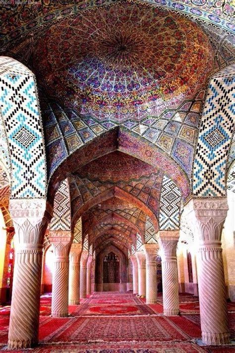 nas reddit the nas r al mulk mosque in shiraz iran trending on reddit