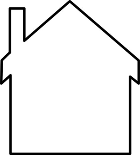 house outline buildings homes house house outline png html
