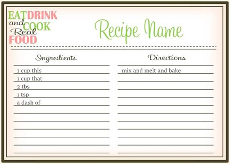 cookbook templates word 44 cookbook templates recipe book recipe cards