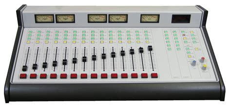 Audio Mixer Radio arrakis consoles division