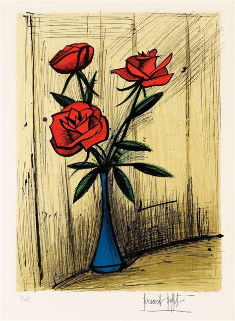 expressionism bernard buffet s flowers art for your