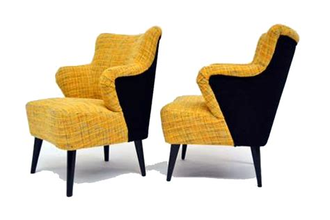 italian armchairs contemporary pair of italian design fifties modern armchairs modernism