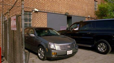cadillac cts car  entourage talk show  tv show