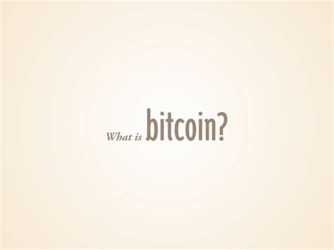 bitcoin tutorial ppt what is bitcoin a guide for beginners